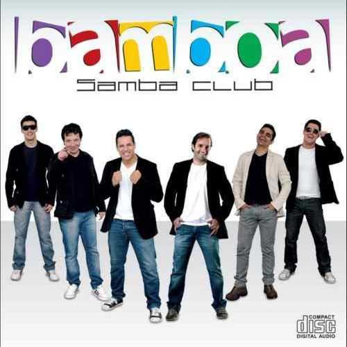 Bamboa - Samba Club - Muleke Piranha - CD