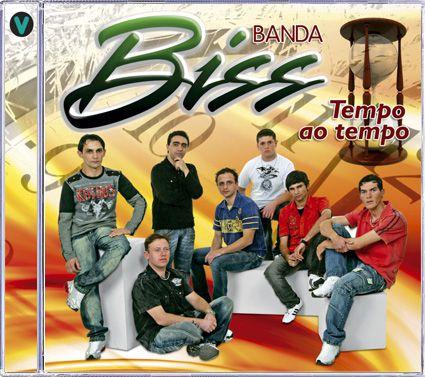 Banda Biss - Tempo Ao Tempo - CD