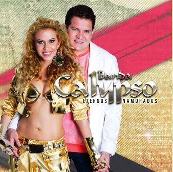 Banda Calypso - Eternos Namorados - CD