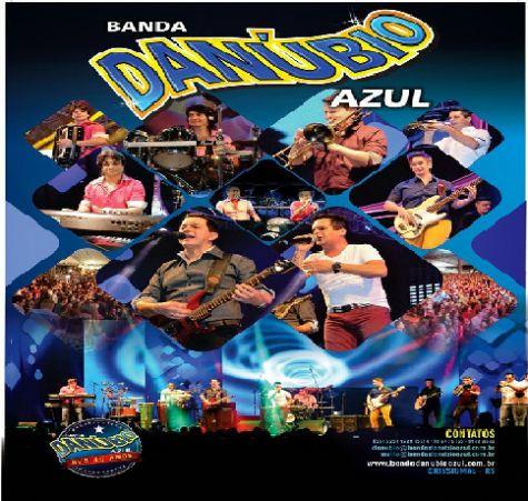 Banda Danúbio Azul - 45 Anos - CD