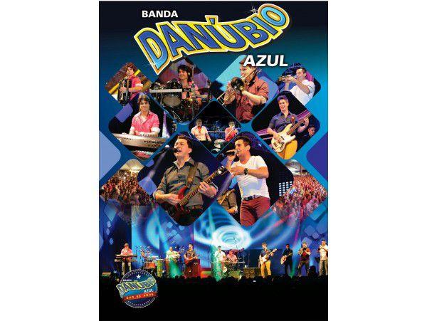 Banda Danubio Azul - 45 Anos - DVD