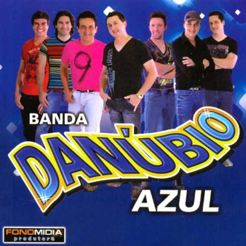Banda Danúbio Azul - Vou Roubar - Vol 13 (CD - Envelope)