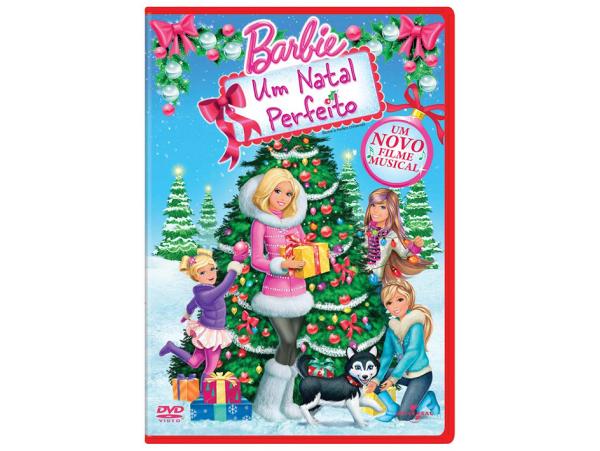 Barbie - Um Natal Perfeito - DVD