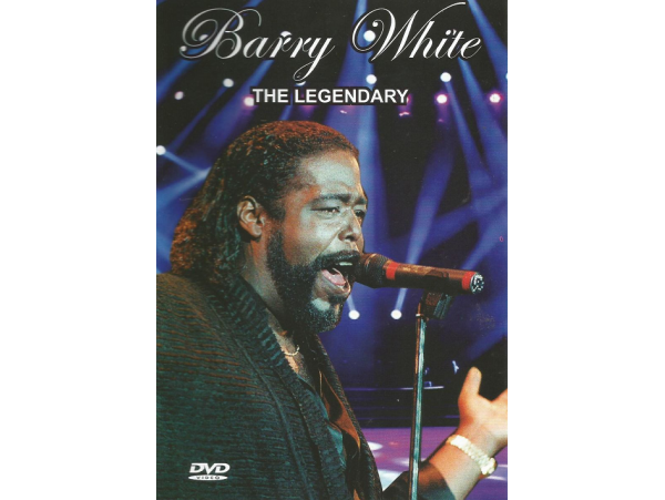 Barry White - The Legendary - DVD
