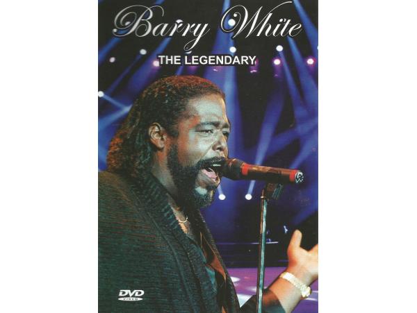 Barry White - The Legendary - DVD
