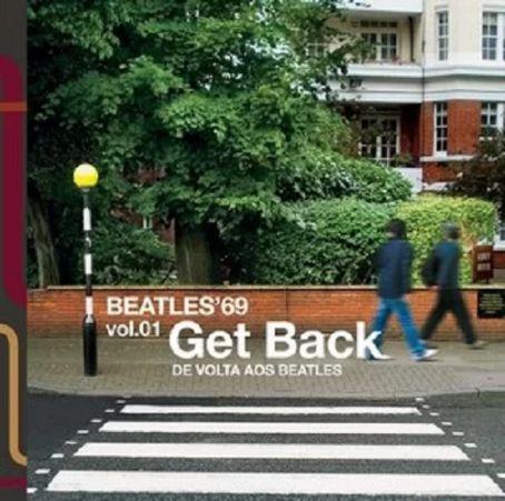 Beatles 69 Vol. 01 - Get Back - De Volta - CD