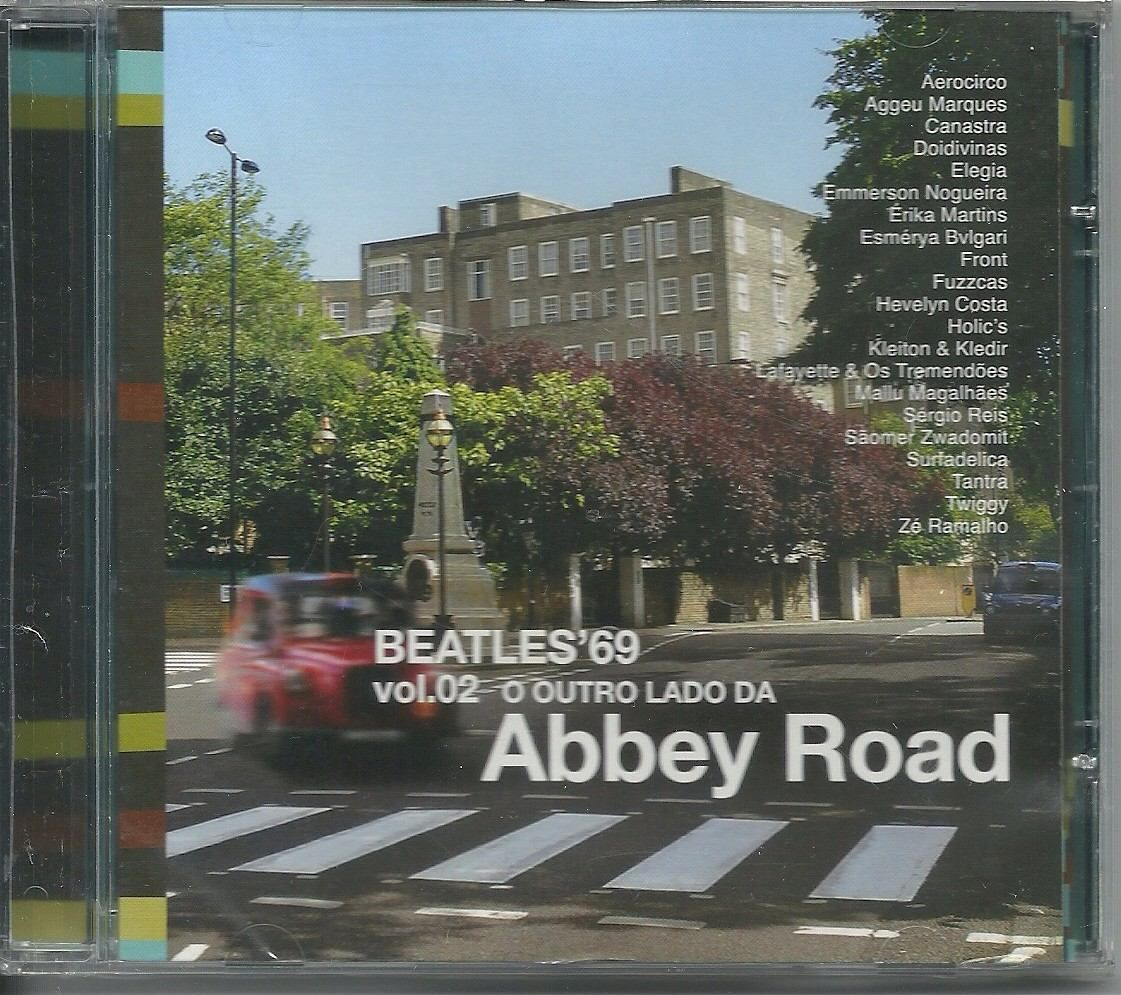 Beatles 69 Vol.02 - O Outro Lado Da Abbey Road