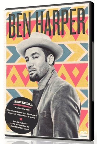 Ben Harper - Especial - DVD