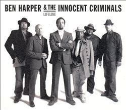 Ben Harper & the Innocent Criminals - Lifeline - CD