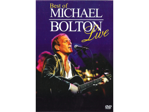 Best Of Michael Bolton - Live - DVD
