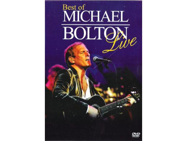 Best Of Michael Bolton - Live - DVD