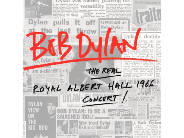 Bob Dylan - THE REAL ROYAL ALBERT HALL 1966 CONCERT - 2 CDS