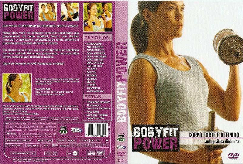 BodyFit Power - Corpo Forte E Definido