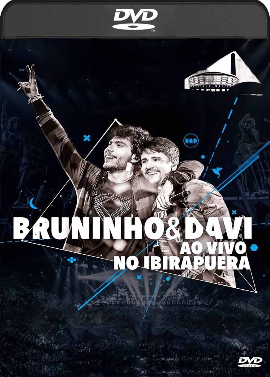 Bruninho e Davi - Ao Vivo No Ibirapuera - DVD