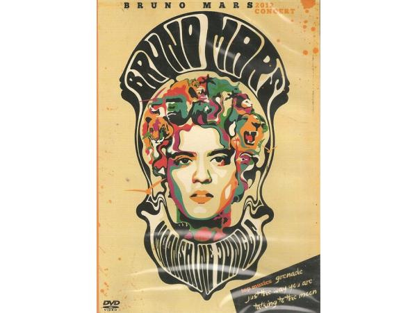 Bruno Mars - Concert 2012 - DVD
