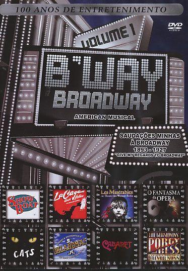 Bway Broadway - Volume 1