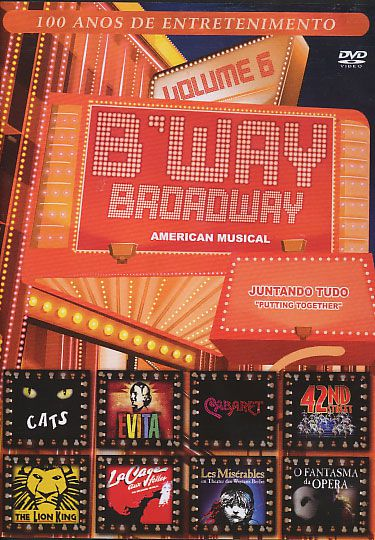 Bway Broadway - Volume 6