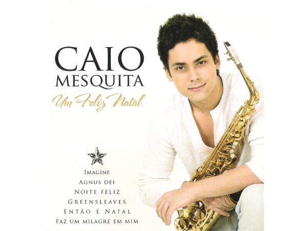 Caio Mesquita - Um Feliz Natal - CD