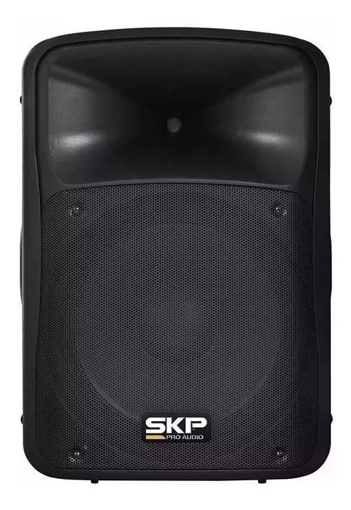 Caixa Amplificada Ativa Skp 5ksp BLuetooth 250 Wrms Toca Passiva