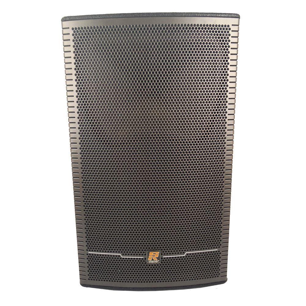 Caixa de Som Ativa Staner Upper 515 300wrms Usb/Bluetooth Toca Passiva