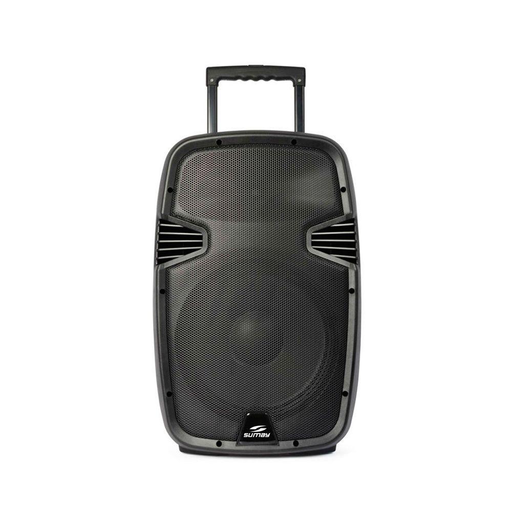 Caixa De Som Sumay Spider 200w Bluetooth Sm-cap09s