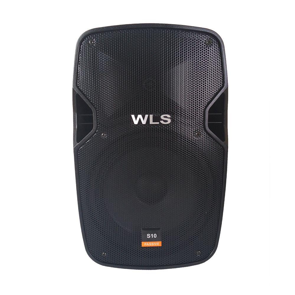 Caixa Passiva WLS S10 150 Watts 10POL.