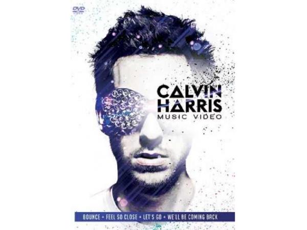 Calvin Harris - Music Videos - DVD