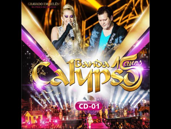 Calypso - 15 Anos Ao Vivo - Vol.1 - CD