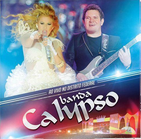 Calypso - Ao Vivo No Distrito Federal - CD