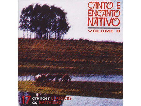 Canto e Encanto Nativo Volume 08 - CD
