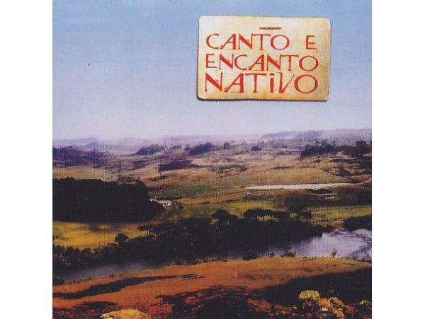 Canto E Encanto Nativo Volume 12 - CD