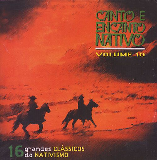 Canto & Encanto Nativo - Vol. 10