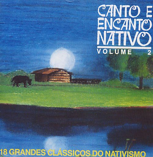 Canto & Encanto Nativo - Volume 02 - CD