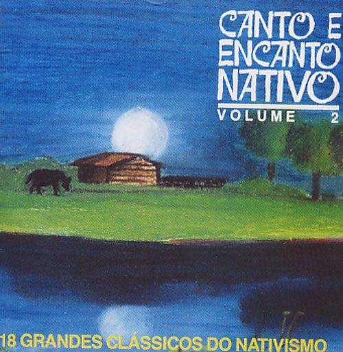 Canto & Encanto Nativo - Volume 02 - CD