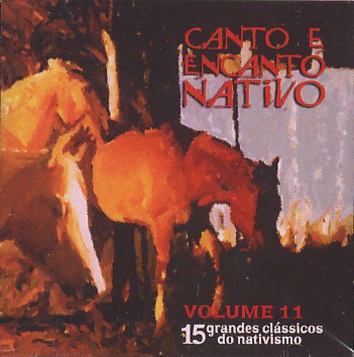 Canto & Encanto Nativo - Volume 11