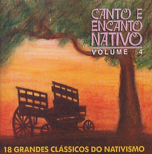 Canto & Encanto Nativo - Volume 4 - CD