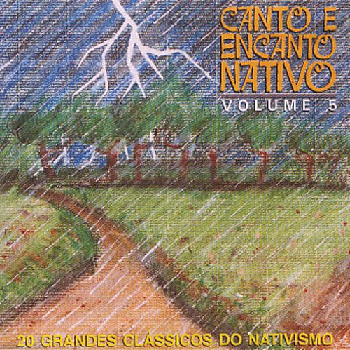 Canto & Encanto Nativo - Volume 5 - CD
