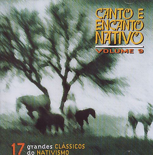 Canto & Encanto Nativo - Volume 9 - CD