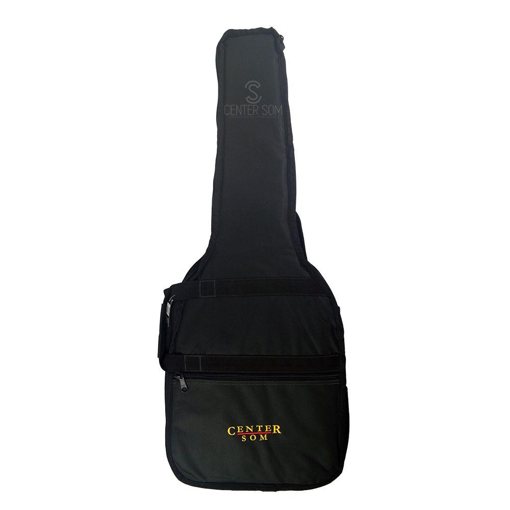 Capa acolchoada - Guitarra