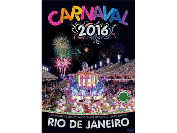 Carnaval 2016 - Duplo - DVD