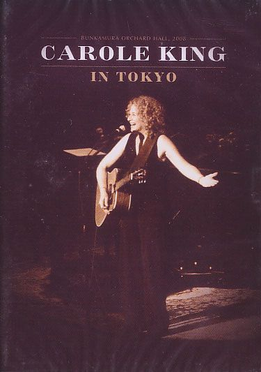 Carole King - In Tokyo