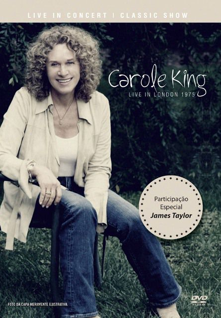 Carole King - Live In London 1975