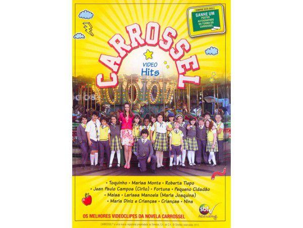 Carrossel - Video Hits