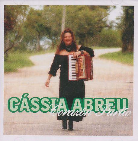 Cássia Abreu - Corázon Partio - CD