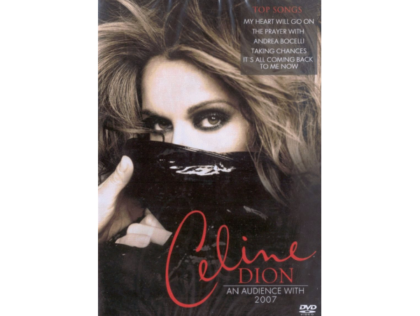 Celine Dion - In Audience With - 2007 - DVD