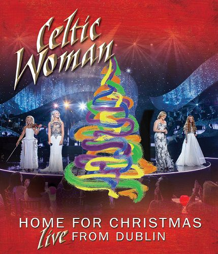 Celtic Woman - Home for Chritmas  - DVD