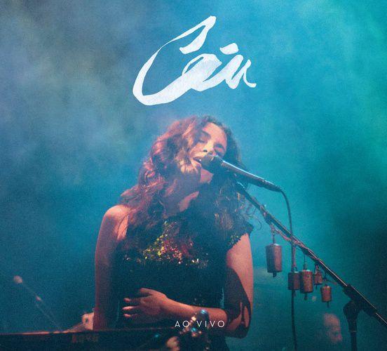 Céu - Ao Vivo - CD