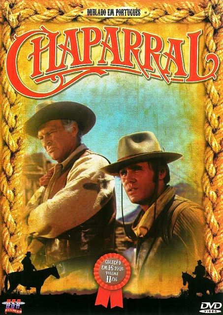 Chaparral - Volume 11 De 16