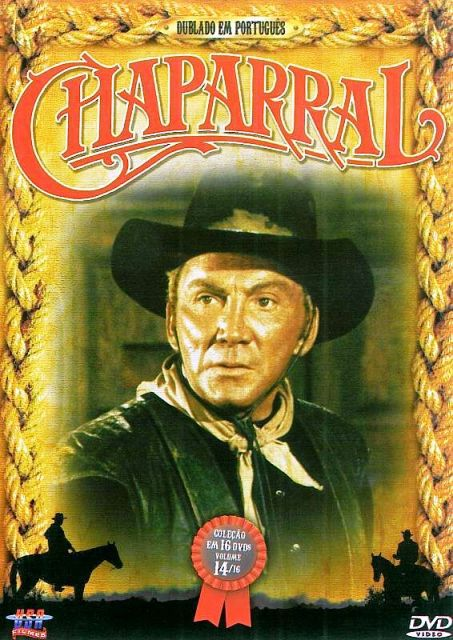 Chaparral - Volume 14 De 16