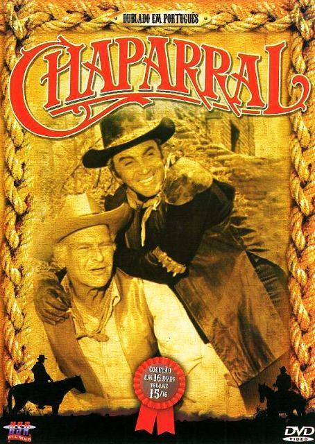 Chaparral - Volume 15 De 16